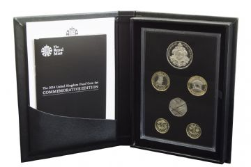 2014 Proof set Commemorative Edition
